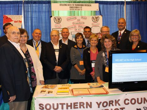 Southern York County School District Programs Presented at Education Excellence Fair