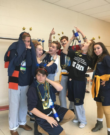 Students Show Off Acting Skills at International Thespian Society Festival