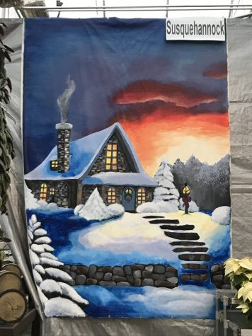 Students Display Skills in Art Contest