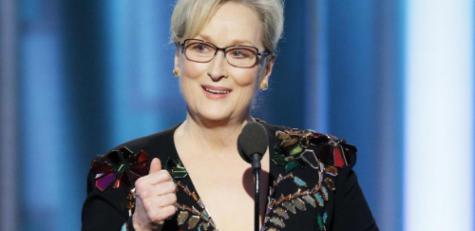 Meryl Streep Roasts Trump at Golden Globes