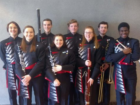 Susquehannock Students Perform in York County Honors Band Concert