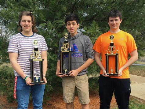 Susquehannock Students win Bridge Building Contest