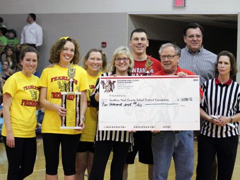 Schools Battle to Raise Money for Scholarship Program