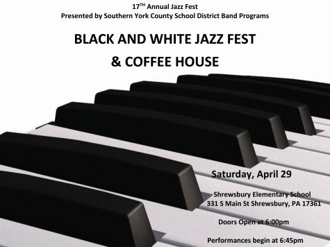 Southern York County School District Presents Annual Jazz Fest