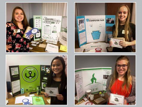 Susquehannock Students Place in Regional Pennsylvania High School Computer Fair