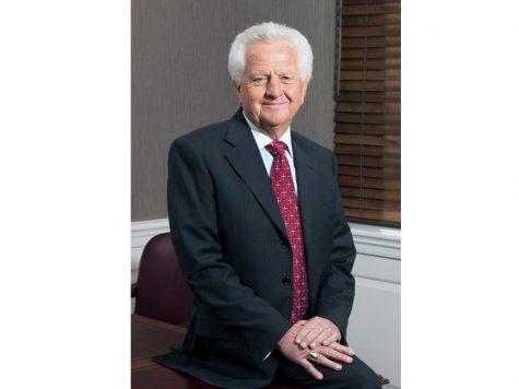 Rodney L. Krebs '58 Named Distinguished Alumni for 2017