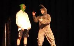 Shrek Cast Prepares to Perform