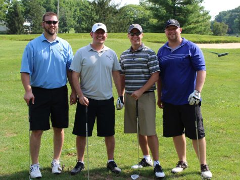 Sports Booster Club and Alumni Association Plan Annual Golf Tournament