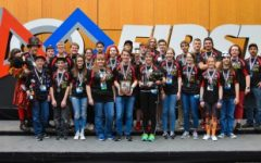 Robotics Team Scores High at Worlds