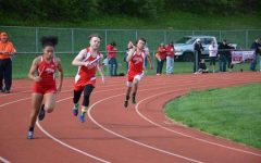 Warrior Track & Field Show Up with Strength on Senior Night