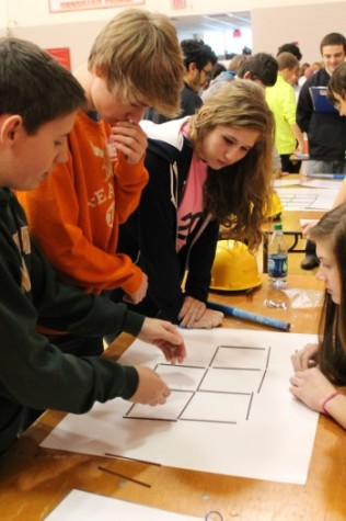 STEM Junior Achievement Summit entices freshmen