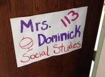 Deb Dominick completes her Susquehannock career