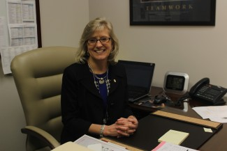 Q & A with Dr. Sandra Lemmon