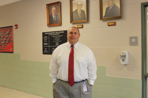 Molin up for head principal position