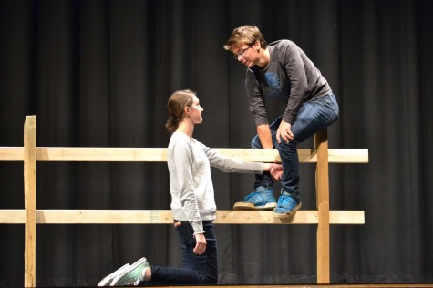 '39 Steps' Takes Center Stage