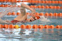 Swimmers Dive Into Preseason