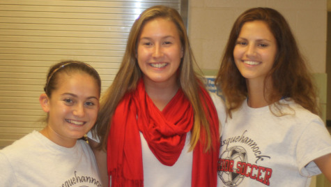 Student Voice:  Fall Sport Captains Comment on Season