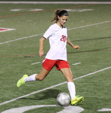Girls Soccer Kicks into Gear