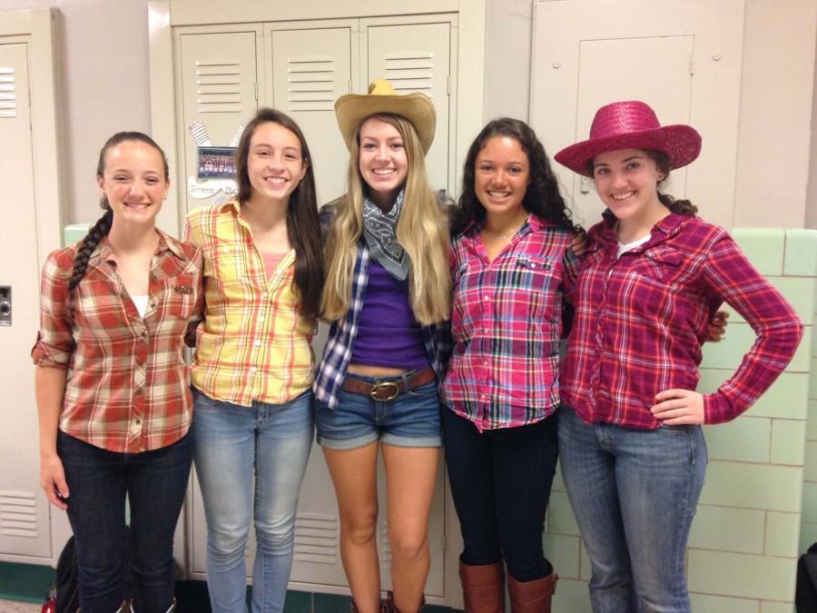 Wednesday's Spirit Day: Wild West Day