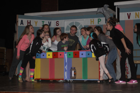 Theatre Prepares to Fly to New Heights With Mary Poppins
