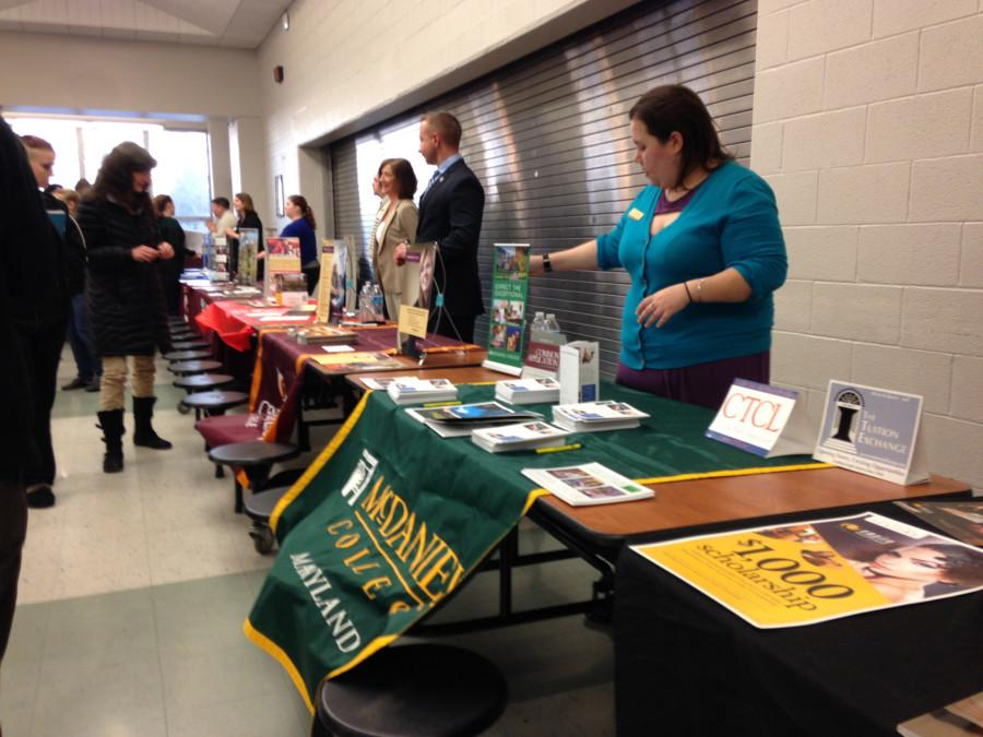 9th+Annual+College+Fair+Broadens+Students+Minds