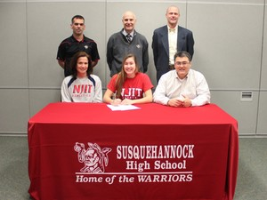 Brooke McGee Commits to NJIT