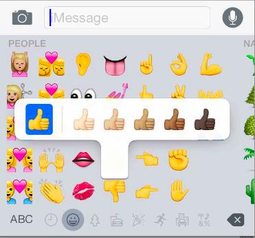 Apple Releases New Emojis