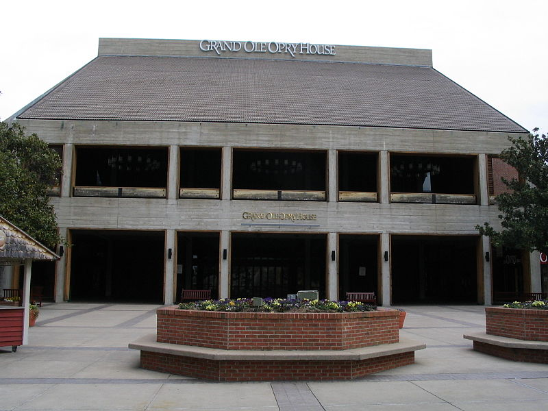 Nationals will be held at the Grand Ole Opry House in Nashville, Tennessee.