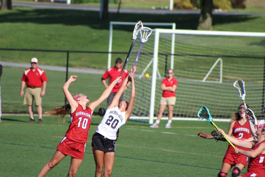 Girls Lacrosse Wraps Up a Historic Season