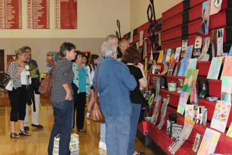 The Arts and Technology Fair Was Picture-Perfect