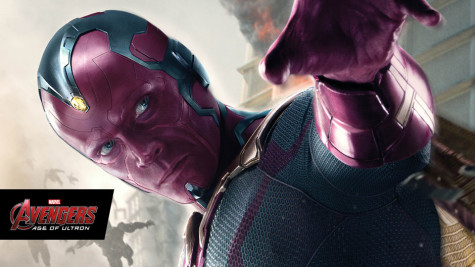 "Ultron: ""You're unbearably naive."" Vision: ""Well, I was born yesterday."""