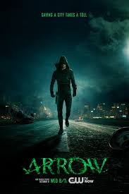 The Arrow. Catch it on the CW