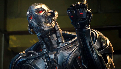 """I can't actually throw up in my mouth, but if I could I would do it""  -Ultron, Age of Ultron"