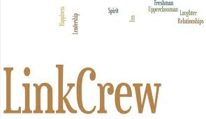 New Link Crew in the Process of Being Selected