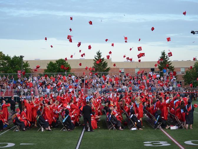 SHS to Host Class of 2021 Graduation
