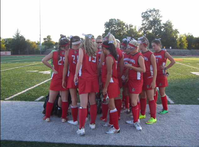 Warrior Field Hockey Remains On Top