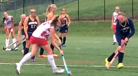 Field Hockey Gets 10th Win
