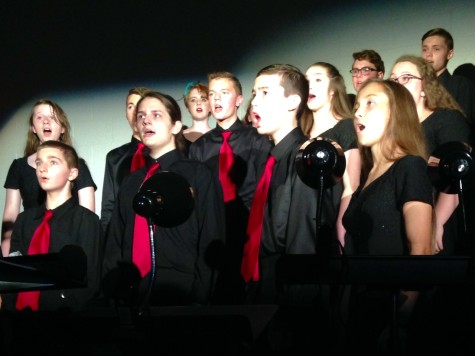 The Choral Department Dedicates a Night to Broadway
