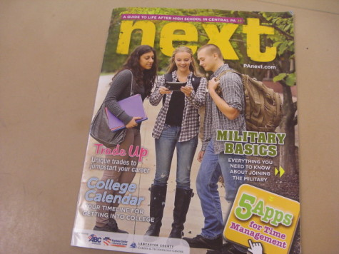 College Tips From 'NEXT' Magazine