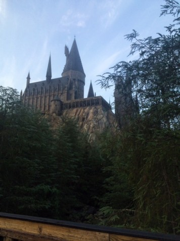 The Hogwarts Castle is the most popular site in the Wizarding World in Florida.