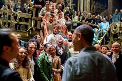 'Hamilton' on Broadway is a Historic Triumph