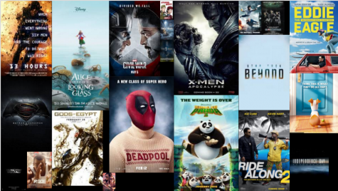 Cinema to See in 2016