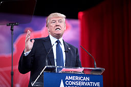 Trump-less debate helps Cruz