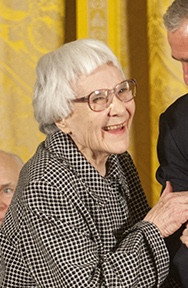 Harper Lee, author of To Kill a Mockingbird, passed  away on February 19.  Photo from: Wikimedia Commons