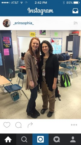 Teachers and Students Switch Outfits for Dress Like A Teacher Day