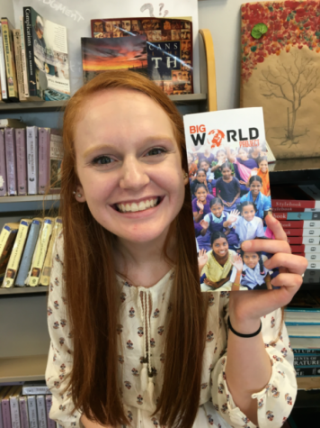 """""""Big World Project"""" Inspires Students"""