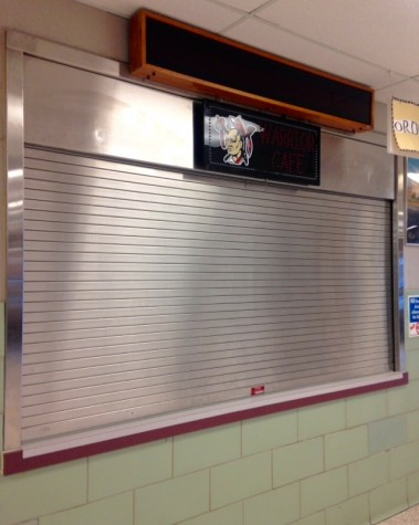 In years past, attempts to create a school store at the concession stand were tried but never finalized.