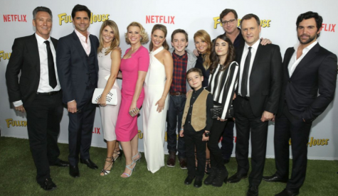 Full House cast reunites after 21 years. Photo @fullerhouse