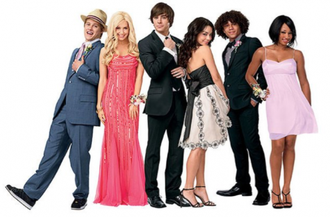 High School Musical cast featured together on their last movie together Photo @Billboard