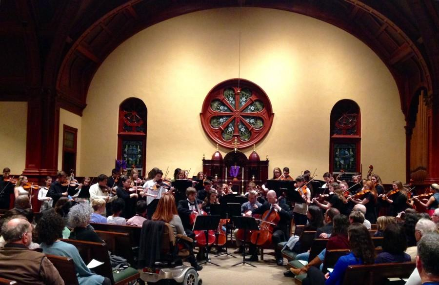 Orchestra Members Harmonize in Chamber Groups